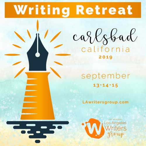 Writing Retreat on San Diego / Carlsbad, CA