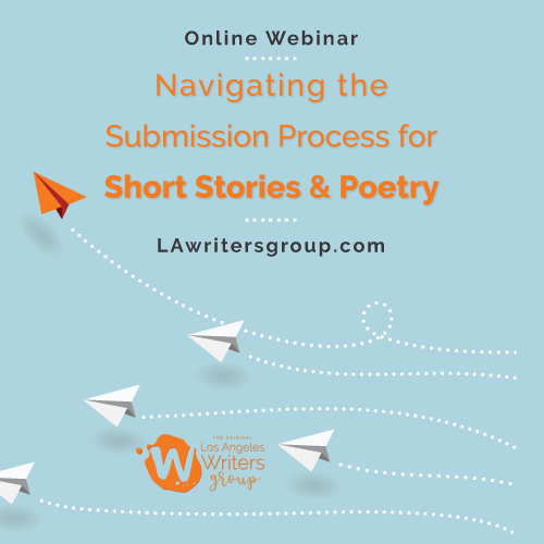 Writing Workshop - Navigating the Literary Submissions Process