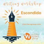 Writing Workshop near Escondido