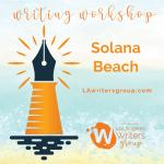 Writing Workshop near Solana Beach