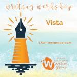 Writing Workshop near Vista