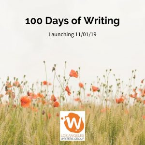 100 Days of Writing - Online Community for Writers