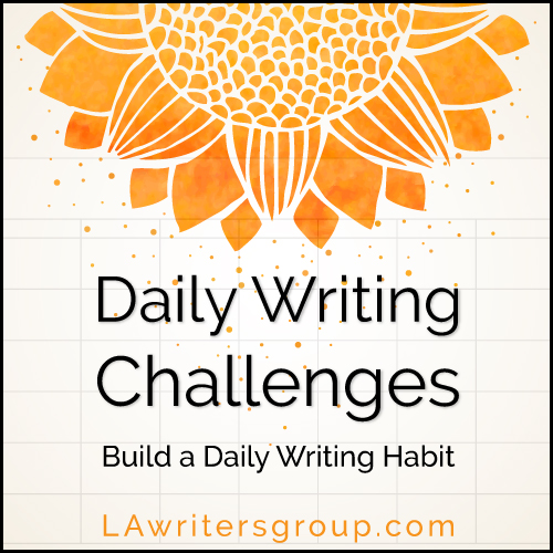 Daily Writing Challenges