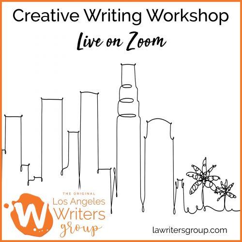 Creative Writing Workshop - Online via Zoom