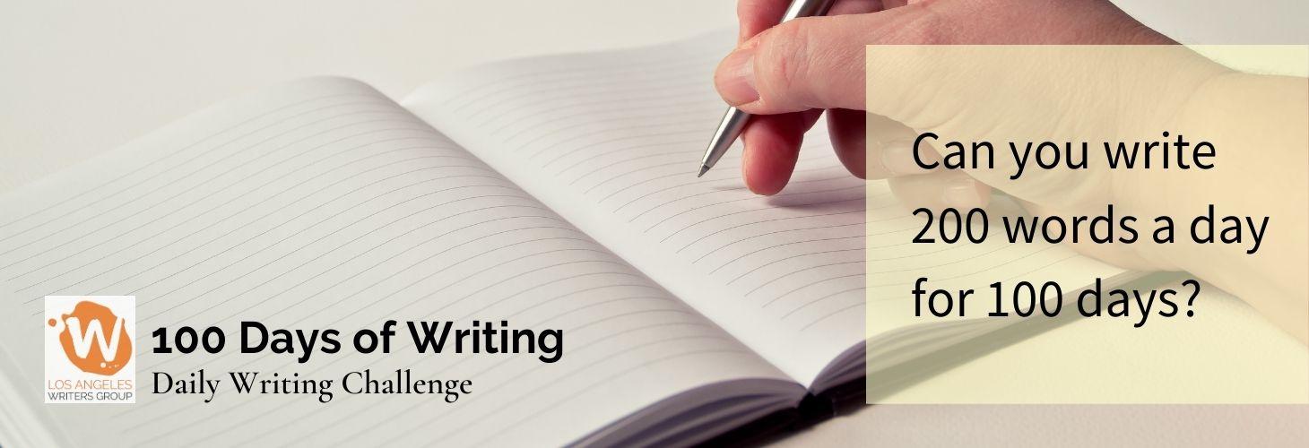 100-Day Writing Challenge