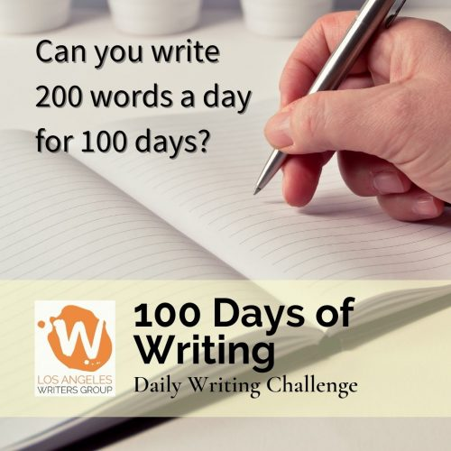 Daily Writing Challenge - 100 Days of Writing